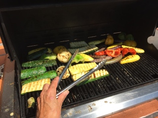 Grilled Summer Vegetables just delicious!